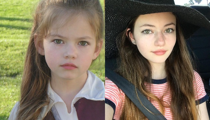 10 Transformations of Mackenzie Foy, A Daughter of Bella in Twilight |
